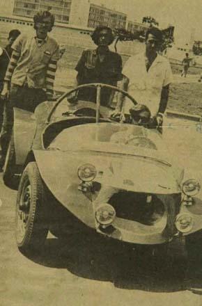 A estréia do Camber nos 500 Quilômetro de Brasília em 1967. Fonte: Motor On Line [1].