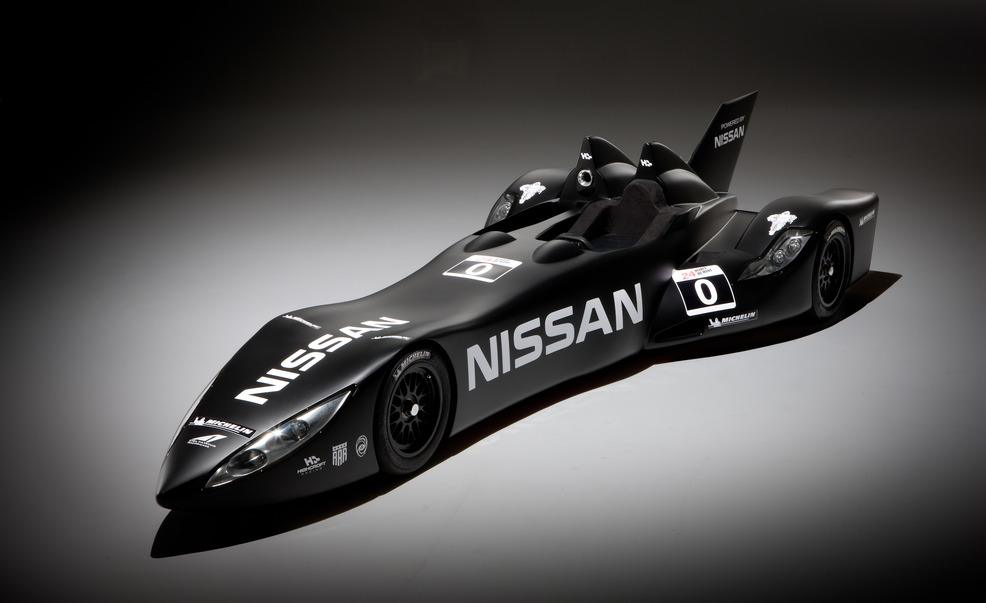 Delta Wing. Fonte: Car and Driver [1].