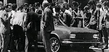 Diversas demonstrações com o carro foram realizadas por todo o Brasil, com o intuito de conseguir mais investidores para o projeto, num esquema semelhante ao adotado anos mais tarde pela Gurgel quando do projeto do BR800. Fonte: Best Cars [1].