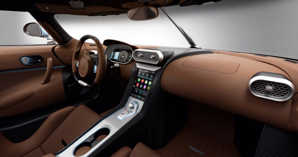 Koenigsegg_Regera_interior