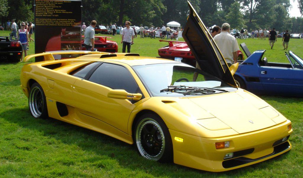 Lamborghini Diablo SV. Fonte: Wikipedia [1].