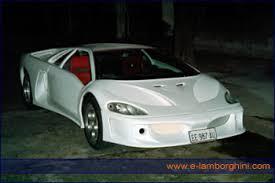 Lamborghini Eros GT-1. Fonte: Divulgação.