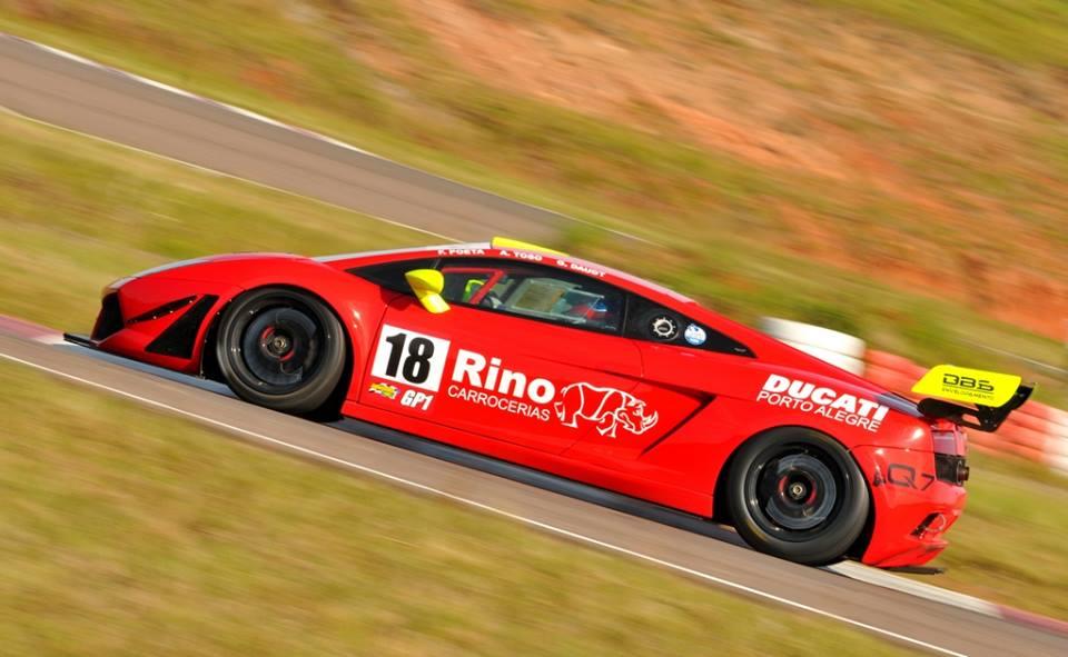 Lamborghini Gallardo LP560-4 GT3 de Fernando Poeta. Fonte: Endurance Brasil (1).