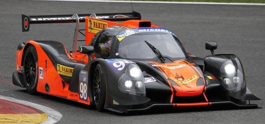 Ligier JS P3 LMP3