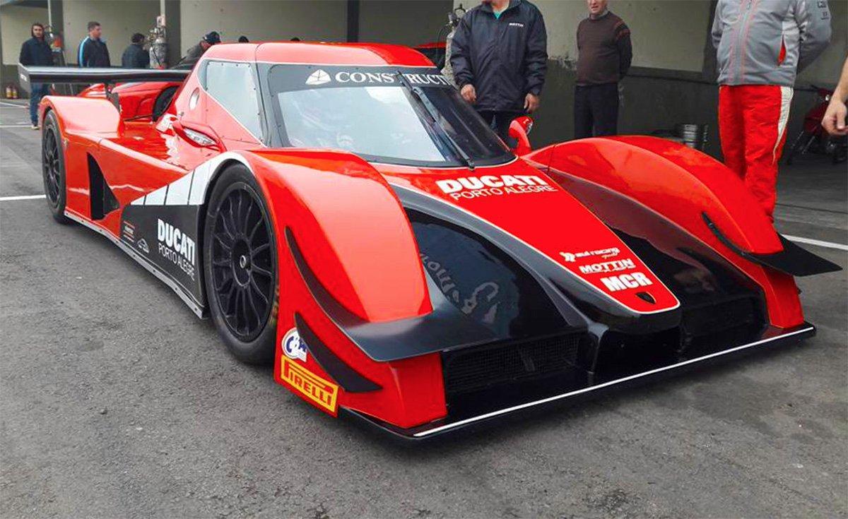Fonte: Twitter MCR Race Cars [10].