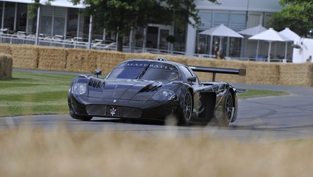 "Michael Bartels, Maserati MC12 ""Goodwood Cent 100"", 2014"