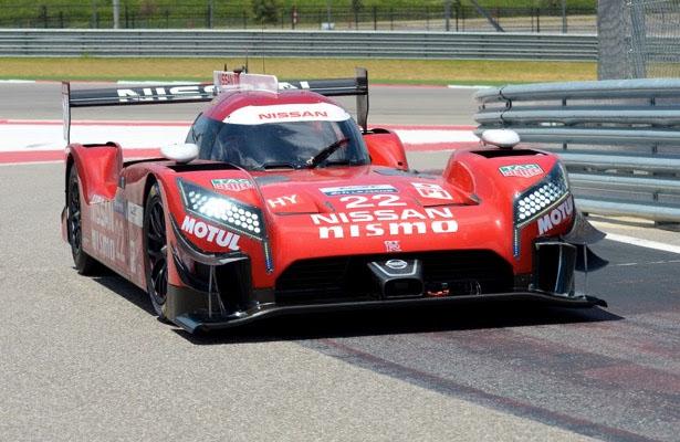 Atualização do GT-R LM planejada para pistas de maior downforce. Fonte: sportscars365 [7].