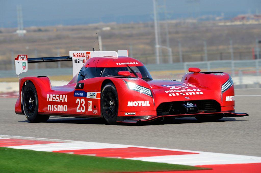 Nissan GT-R LM Nismo. Fonte: Divulagação.