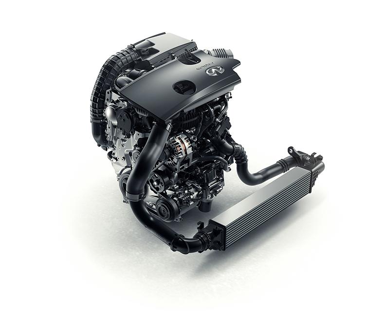 Infiniti VC-T engine. Fonte: Divulgação [1].