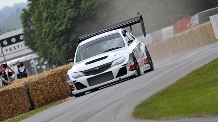 Olly Clark, Subaru Impreza Gobstopper 2, 2015