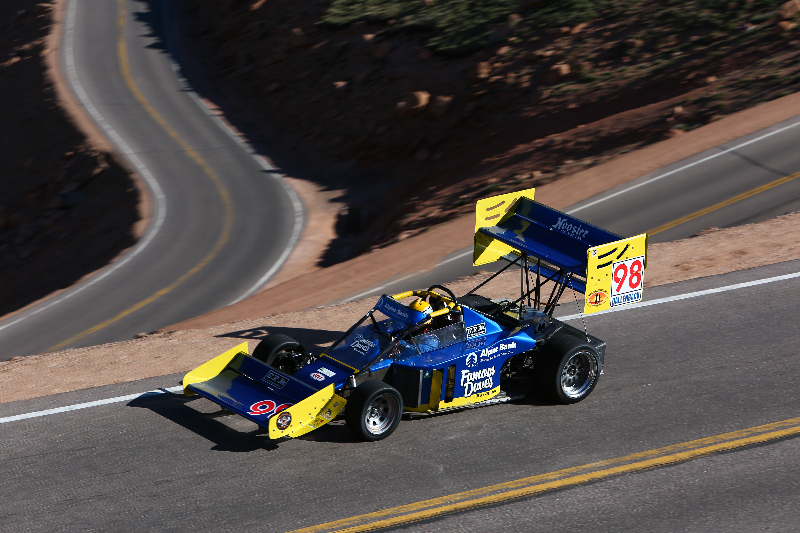 Crédito: Divulgação Paul Dallenbach Racing.