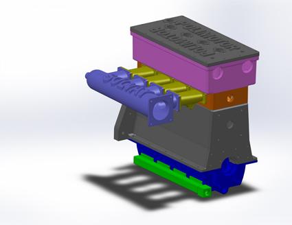 Polimotor 2, dessa vez desenvolvido com o apoio da Solvay. Fonte: [3].