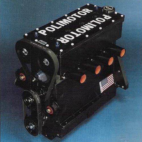 Imagem do Polimotor utilizado no IMSA. Fonte: [2].