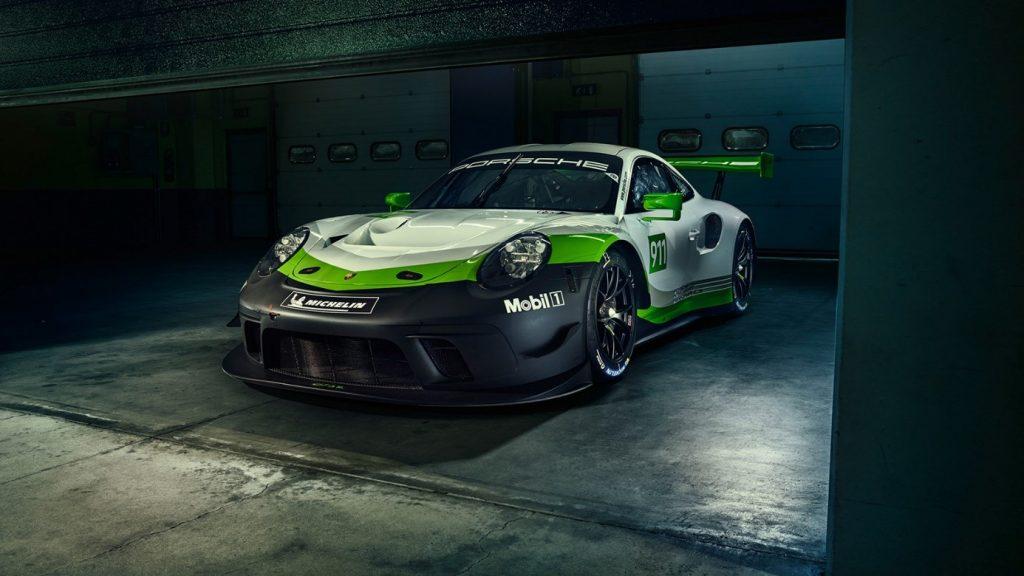 Porsche 911 GT3 R Evo