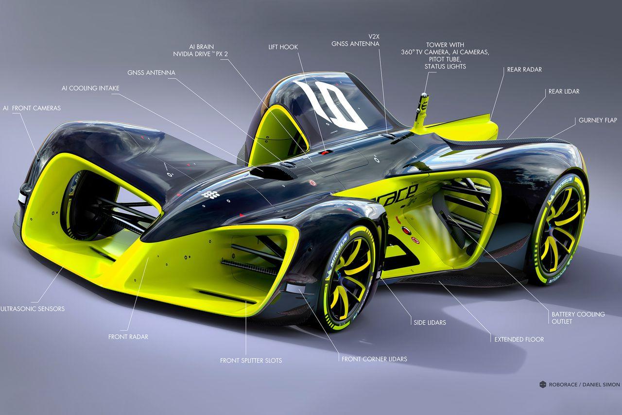 Principais tecnologias envolvidas no RoboCar. Fonte: The Verge [1].