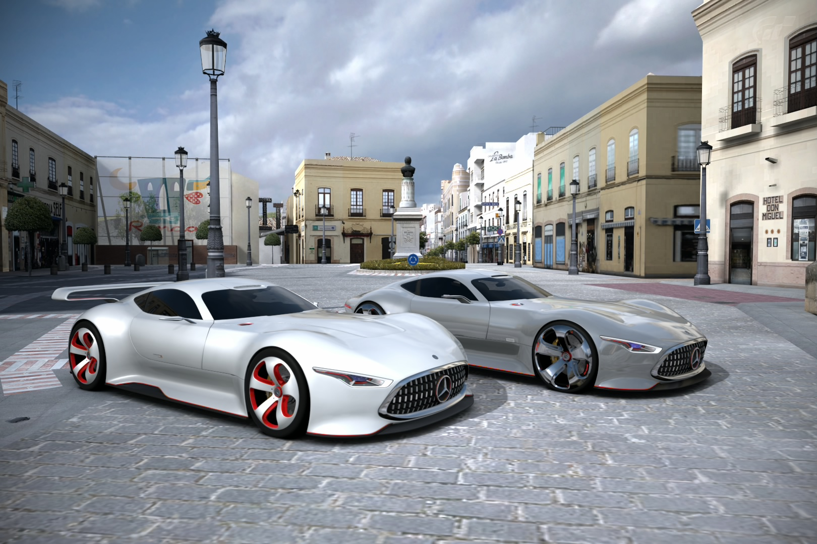 AMG Vision GT Racing Series