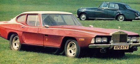 The Beast Mk1, versão cupê com design que lembra o Ford Capri. Fonte: RetroRides [3].