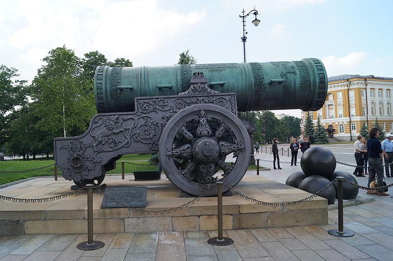 Tsar Pushka. Fonte: Wikipedia [1].