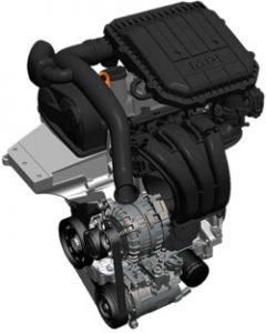 VW EA 211 R3 1.0