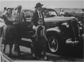 Chevrolet 1937 que deu origem à Carretera #18. Fonte: Blogsport F1 [2].